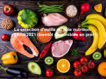 Focus sur les nouveaux outils acquis par le pôle nutrition