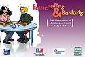Fourchettes & baskets. Outil d'intervention en éducation pour la santé 6e, 5e, 4e et 3e